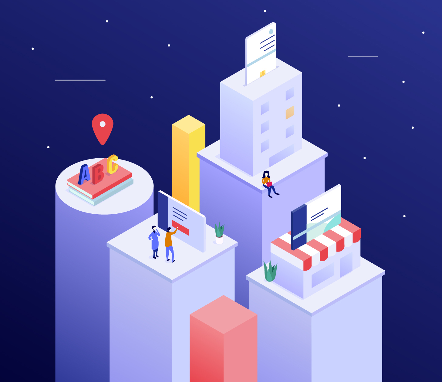 isometric design example